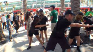 Comic-Con 2011 : Flash Dance