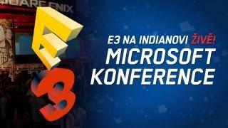 MICROSOFT KONFERENCE | E3 2013 | ZÁZNAM ČESKÉHO PŘENOSU