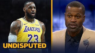 Stephen Jackson explains what the Lakers need in order to stay competitive | NBA | UNDISPUTED