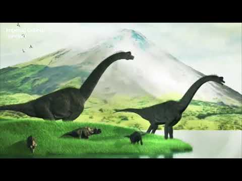 Dinosaurs were thriving before asteroid strike that wiped