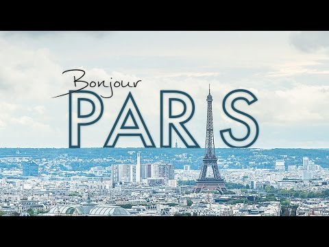 Un Recorrido Virtual Por París En Video HD