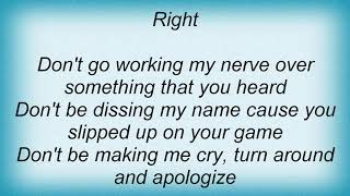 Angie Stone - Mad Issues Lyrics