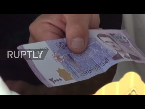 Syria: Assad depicted on new Syrian banknote for first time