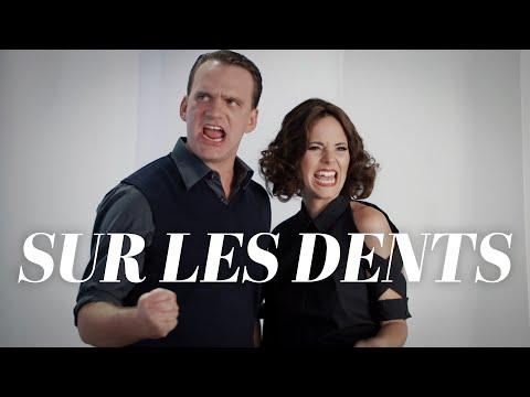 Sur les dents [parodie Sous le vent - Céline Dion & Garou]