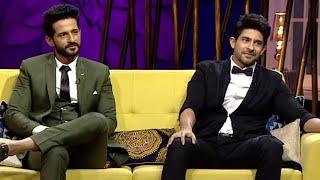 Juzz Baatt - Hiten , Hussain Hindi Zee Tv Serial Talk Show Rajeev Khandelwal | Ep - 20