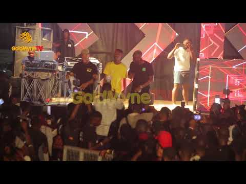 ZLATAN IBILE'S PERFORMANCE AT DJ KAYWISE JOOR CONCERT SEASON 4
