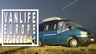 Vanlife Vlog Episode 11: Surf & Turf in Cantabria