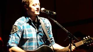 You Can't Hide Beautiful - Aaron Lines - London Ontario - Cowboy's - Oct 13, 2011 - CMT Hitlist Tour
