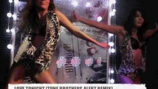 LOVE TONIGHT (TUNE BROTHERS ALERT REMIX) - The Disco Boys