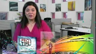 Maloi Malibiran Salumbides - Five Tips from the Pro