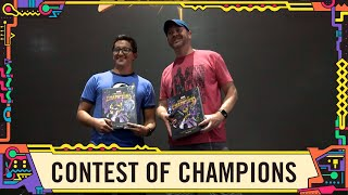 Marvel Contest of Champions Summoner Showdown Kick-Off at SDCC 2019!