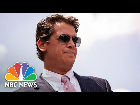 Milo Yiannapoulos Resigns From Breitbart News | NBC News