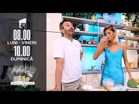Rețeta zilei la Super Neatza, 19 iulie 2021. Supă de pui și salată de pui  cu sos curry, preparate de Chef Nicolai Tand