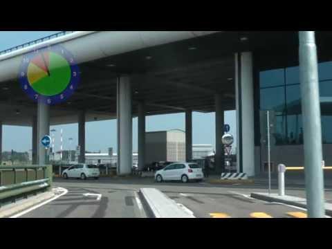 Milano Malpensa Terminal 1 – Zona traffico controllato
