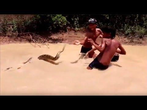 Дети в Камбодже настолько суровы...