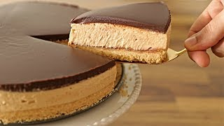 No-Bake Peanut Butter Cheesecake Recipe