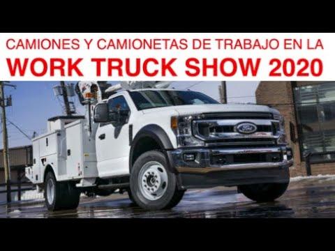 , title : 'Camionetas de trabajo en la Work Truck Show 2020 ACTIVA LOS SUBTITULOS ESPAÑOL (LATINOAMÉRICA)'
