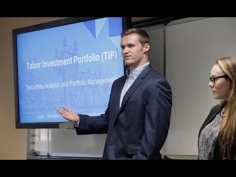 Millikin University - Tabor Investment Portfolio