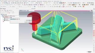 Mastercam Tech Tipp | 3D WZ-Weg zu 5 Achsen wandeln
