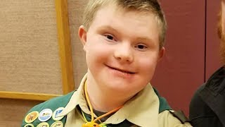 Down Syndrome Boy Scout Stripped of Merit Badges, Dad sues.