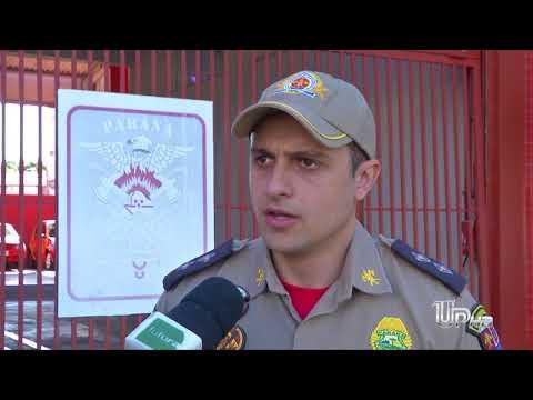 TV UP - Corpo de Bombeiros realiza fiscalização de GLP em Alto Piquiri