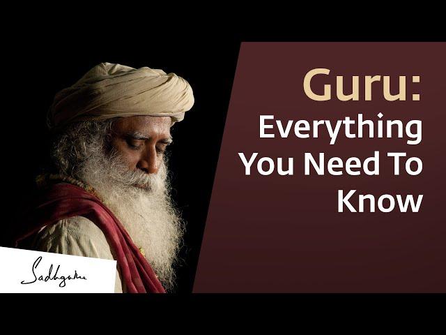 İngilizce'de guru Video Telaffuz