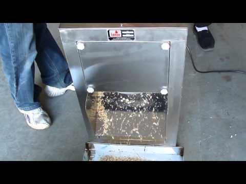 Dry Fruit Dicer Machine