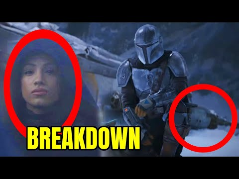 The Mandalorian Season 2 Trailer Breakdown! EVERYTHING You Missed!