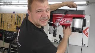 Meine neue Standbohrmaschine von Einhell TE BD 750 E