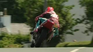 Having taken his second TT win in the year 2000 it wasnt