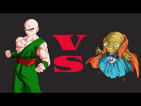 Ten Shin Han VS Babidi