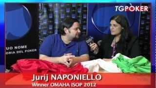 TG POKER SPECIALE ISOP 2012 EDIZIONE 7