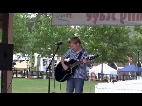 Nick Trevisan - Farmington Idol 2013