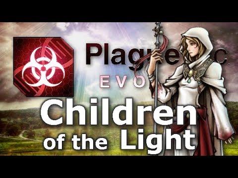 Plague Inc: Custom Scenarios - Children of the Light