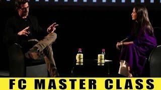 Hrithik Roshan | FC Master Class | Q & A | Anupama Chopra
