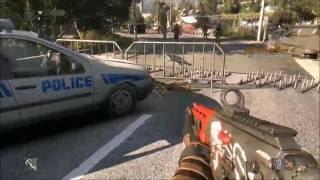 Dying Light - Marksman Assault Rifle (Gun Psycho DLC Weapon)