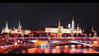 Огни большого ГОРОДА (шикарная автобусная экскурсия по вечерней Москве от компании СмотриГОРОД)