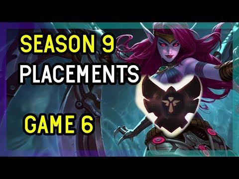 League Of Legends Support Morgana смотреть онлайн на Hahlife