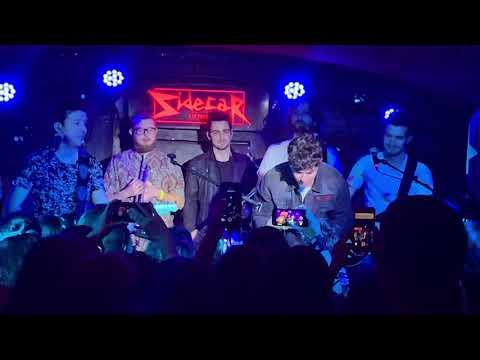 Alfred García - Let Me Go - Sala Sidecar, Secret Show 1016 Tour