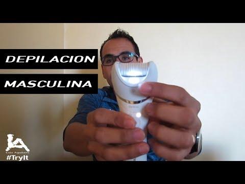 Depilación Masculina  - Beneficios y recomendaciones