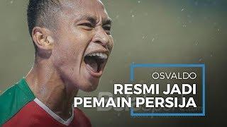 Berbagai Rumor Sempat Datang, Osvaldo Haay Resmi Menjadi Rekrutan ke-7 Persija Jakarta