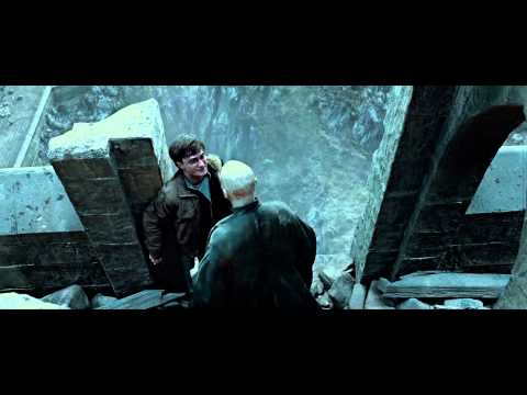 Harry Potter e as Relíquias da Morte Parte 2. Trailer 1