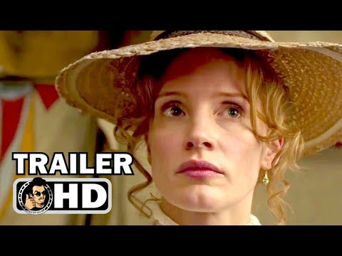 Woman Walks Ahead Trailer Starring Jessica Chastain