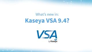 Video di Kaseya VSA