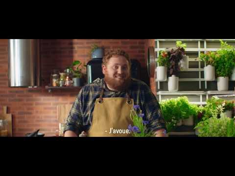 """TED ETIENNE - Publicité """"Pret à pousser"""""""