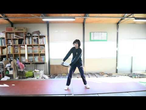 強豪校のトレーニング 岡崎城西高のプレート補強