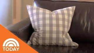 How To Properly Fluff A Pillow | TODAY