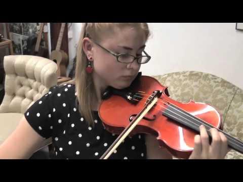 Mc Kayla Talasek, violin