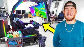 Die Teuersten Gaming Setups der Fortnite YouTuber! (Standart Skill, iCrimax, Ninja...)