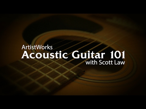 Learn How to Play Acoustic Guitar - FREE Lesson Series